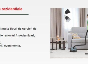 FIXHOMECONSTRUCT& CLEANING( SERVICII DE CURATENIE)